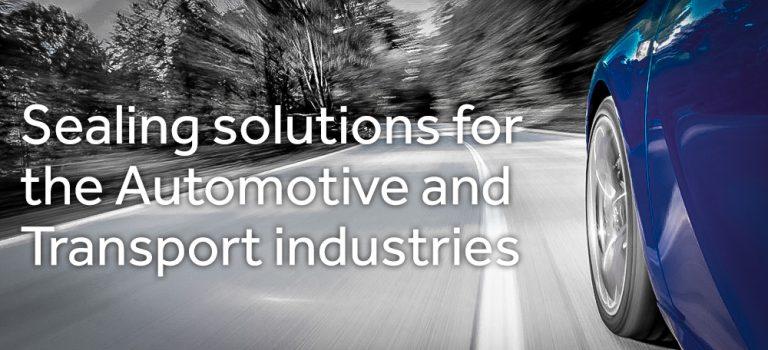 automotive sealing solutions