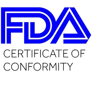 FDA Certificate of Conformity
