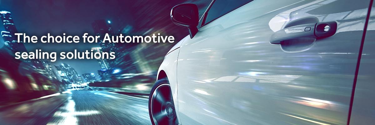 Automotive Sealing Materials Make The Right Choice